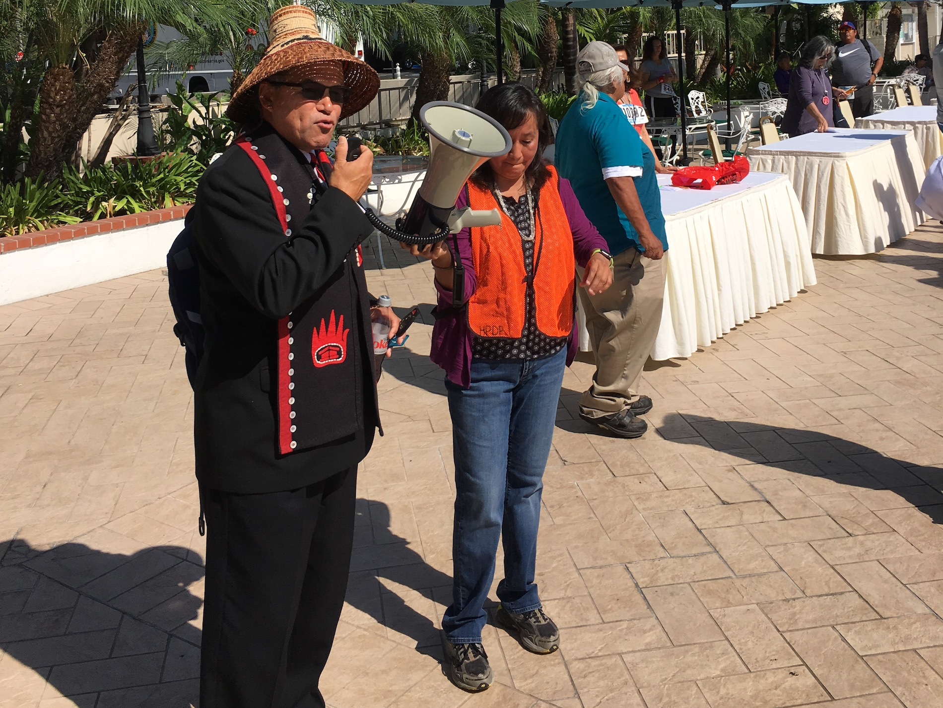 Little election activity at National Congress of American Indians