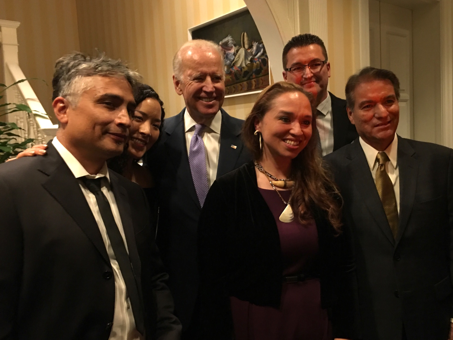 Vice President Joe Biden reflects on triumphs of Obama's Indian policies
