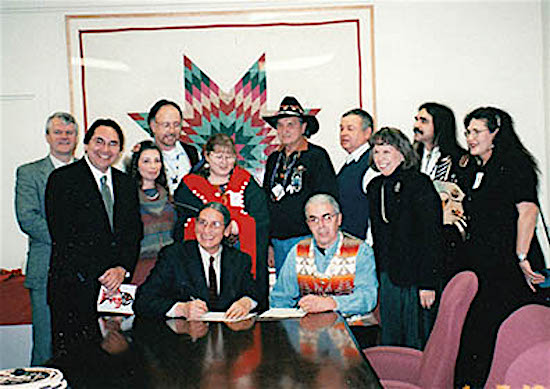 Chinook Nation asks President Obama for federal recognition