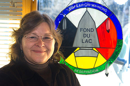 Karen Diver resigns at Fond du Lac Band to join White House