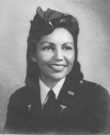 Lakota veteran Marcella LeBeau to discuss WWII experience