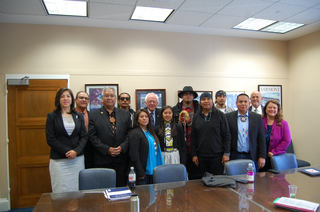 Bill in Senate repeals rider for mine at sacred Apache site