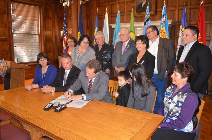 Montana governor proclaims November  5 as Elouise Cobell Day