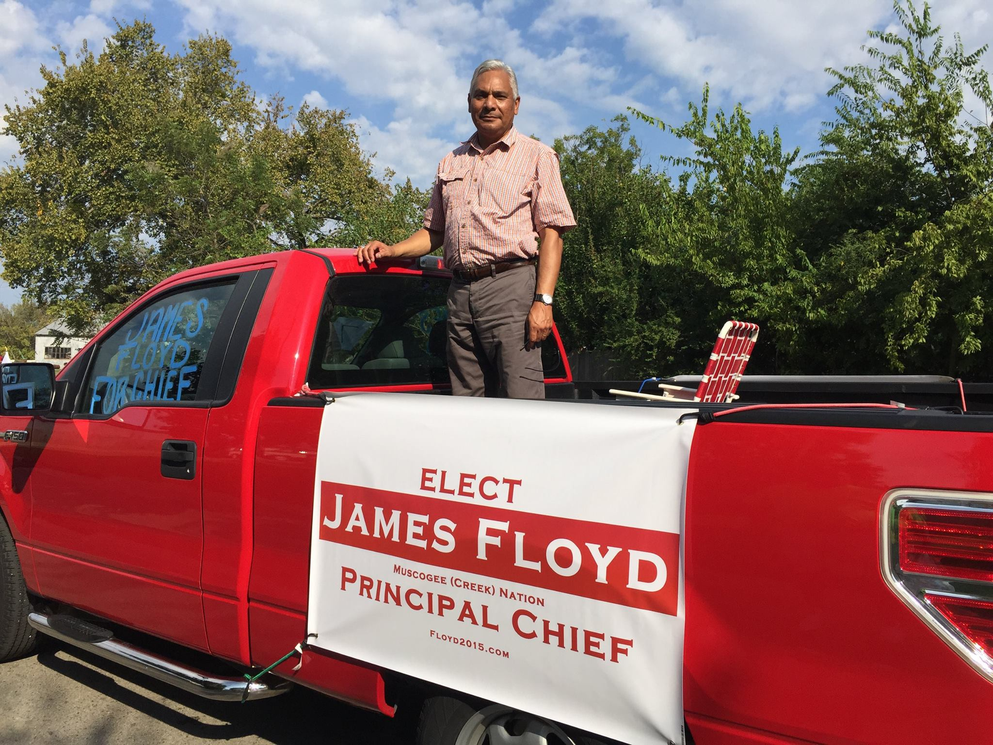Editorial: Muscogee Nation brings on new leader in James Floyd