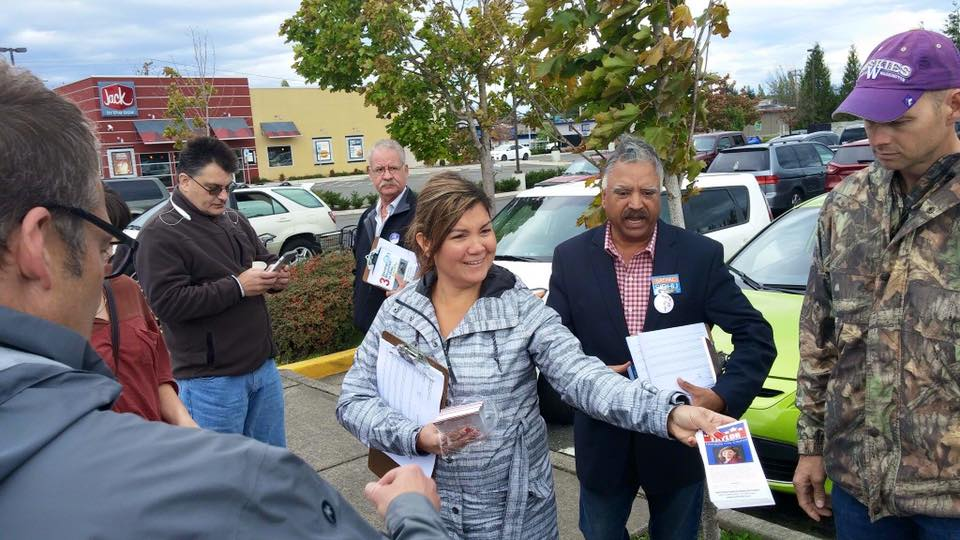 Tribal members see successes in Washington political races