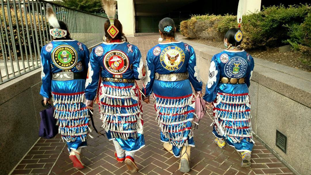Brian Critchfield: Honoring Native American women warriors