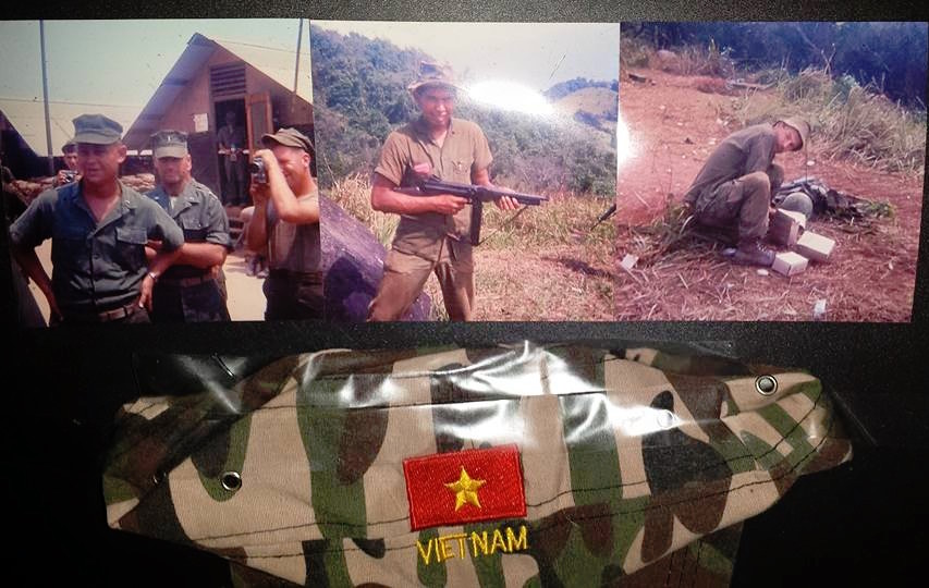 Veteran from Choctaw Nation honors fellow Vietnam warriors