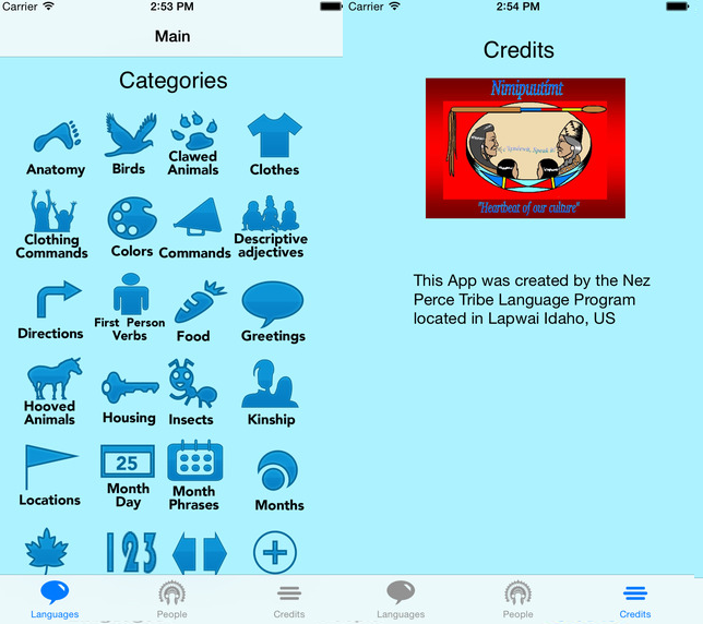 Nez Perce Tribe aims to keep language alive with phone apps
