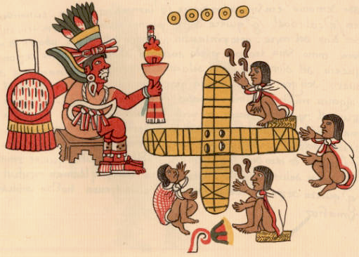 Vince Two Eagles: Indian people played board games too