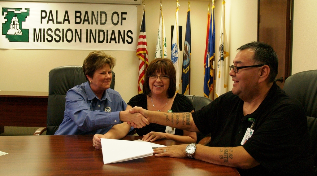 Pala Band leadership disputes ouster by group of tribal members