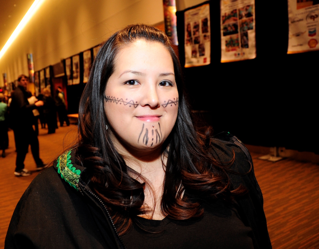 Ruth Hopkins: Tribes maintain a long tradition of tattooing