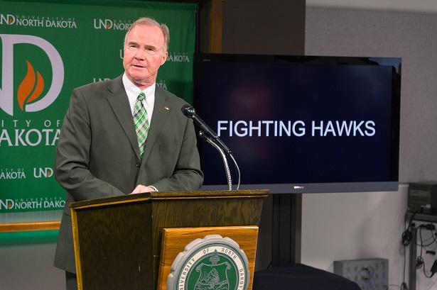University of North Dakota officially replaces 'Sioux' nickname