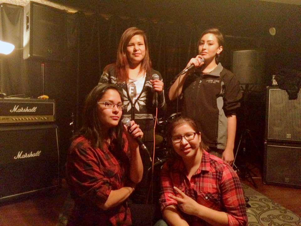 Donna Loring: Native youth are changing lives with their music