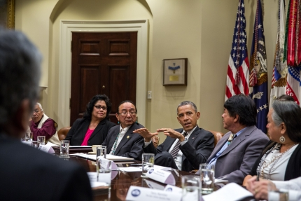 Galbraith and Gillette: Obama hosts tribes at White House