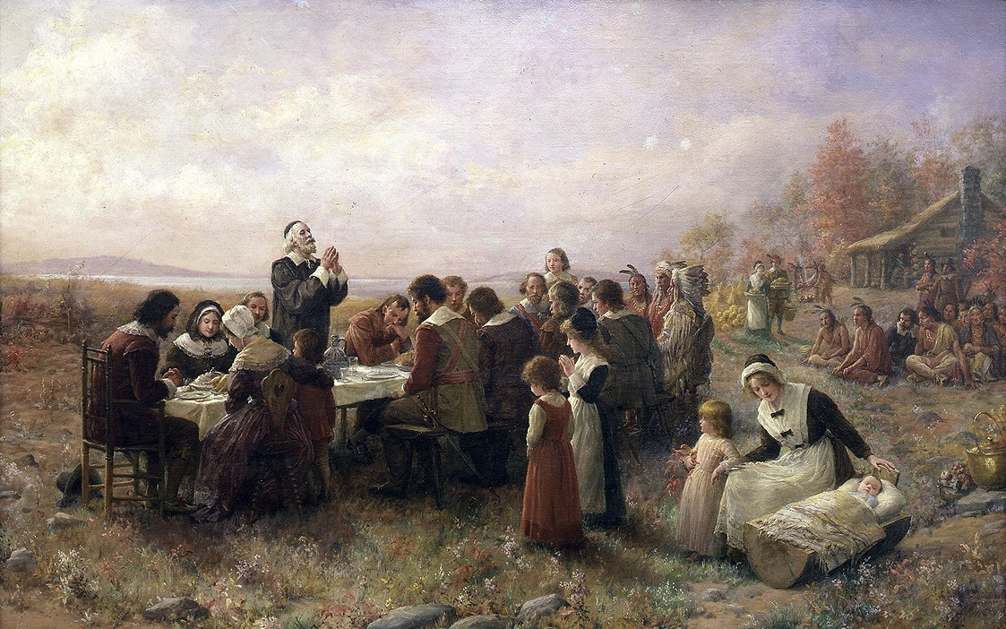 Ramona Peters: Sharing a Wampanoag story of Thanksgiving