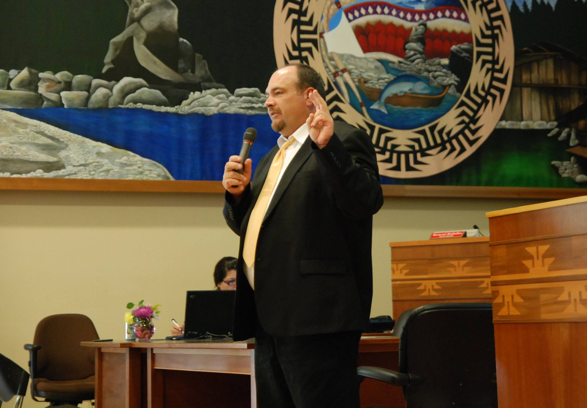 Yurok Tribe: Mourning the passing of 'visionary' Troy Fletcher