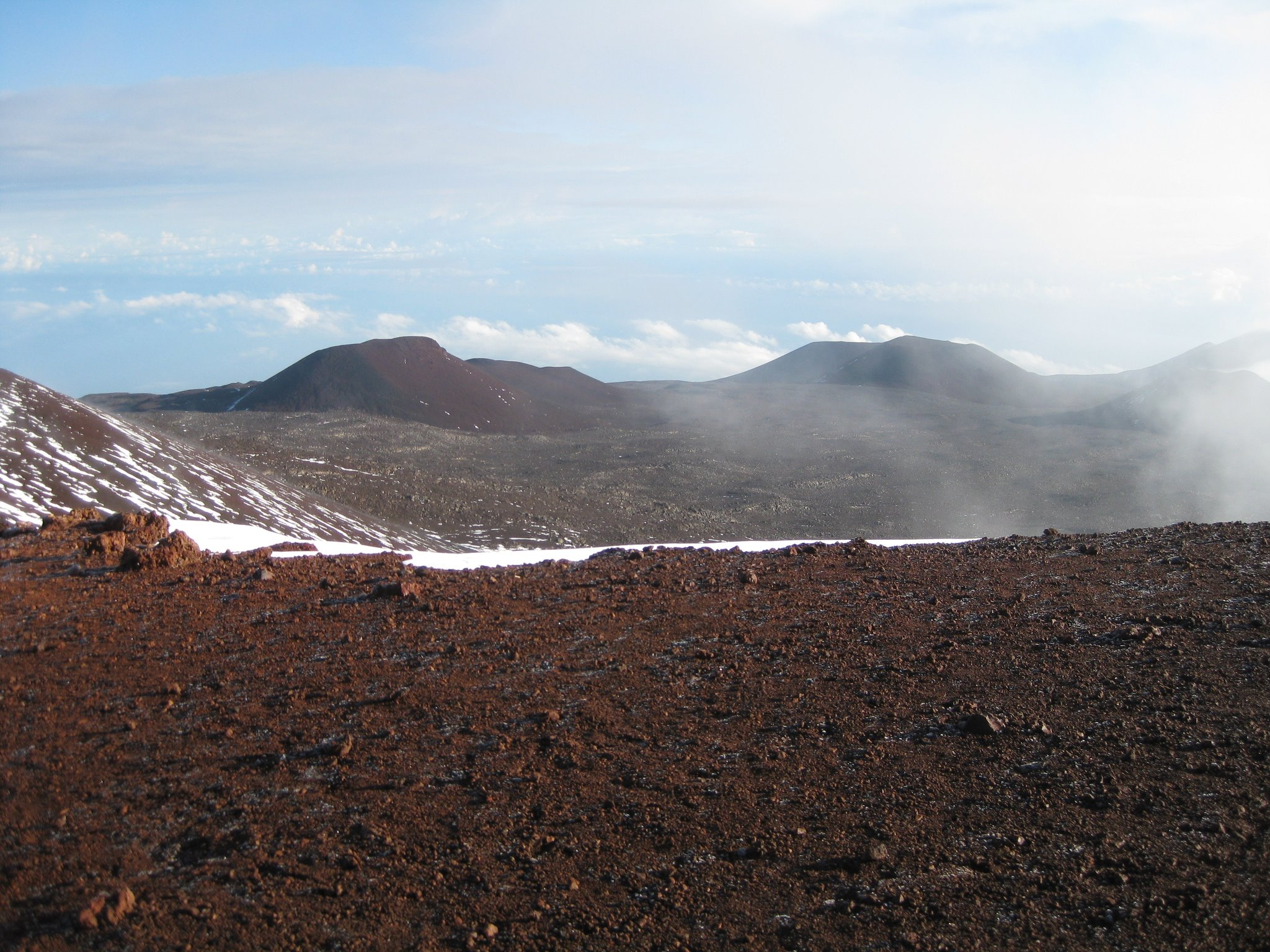 Native Hawaiians fight another telescope project on sacred ground