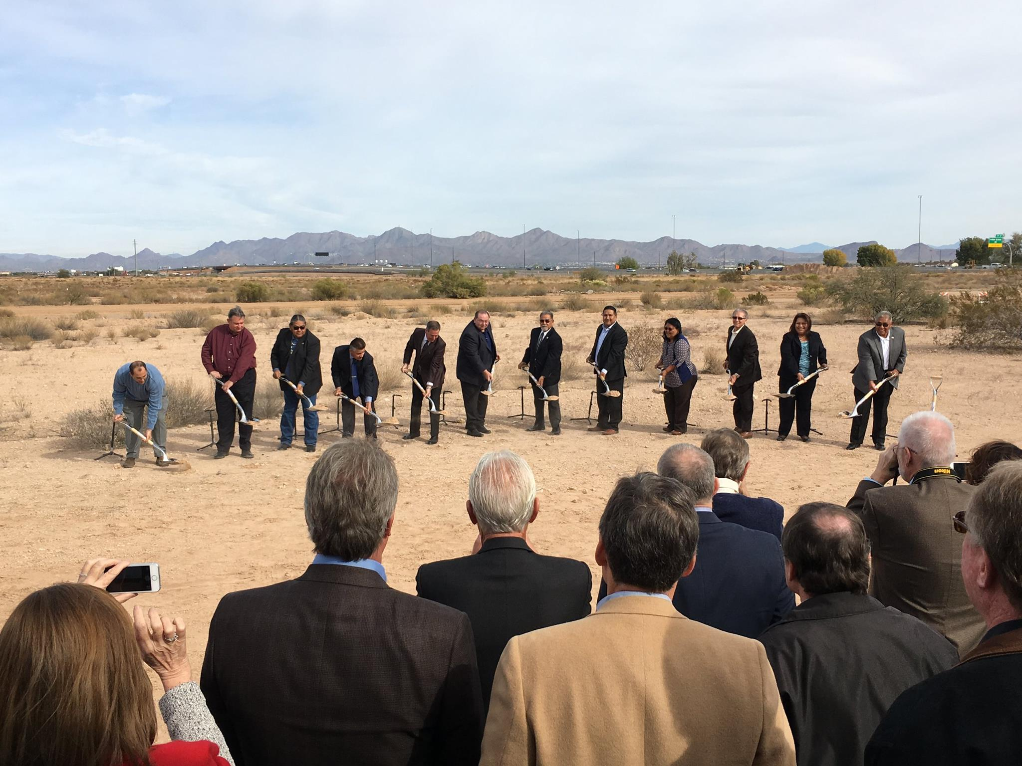 Salt River Pima-Maricopa Indian Community hosts $60M auto park