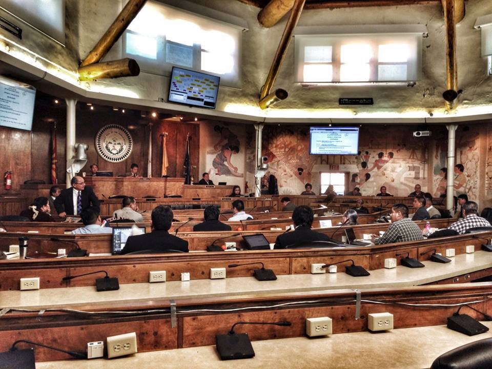 navajo nation council opposes land