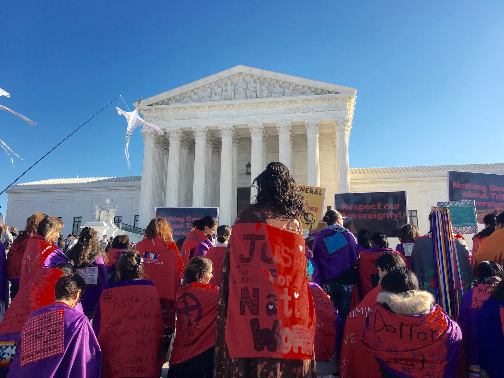Alaska Natives seek fair consideration of Supreme Court nominee
