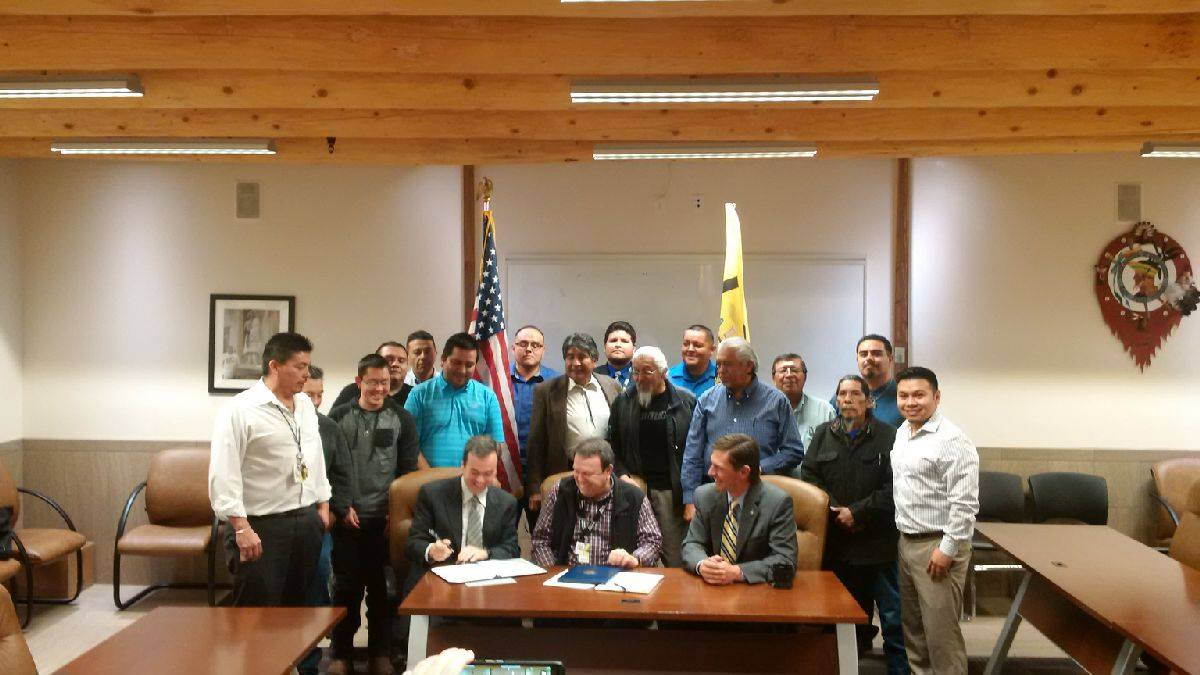 BIA approves HEARTH Act leasing regulations for New Mexico tribe