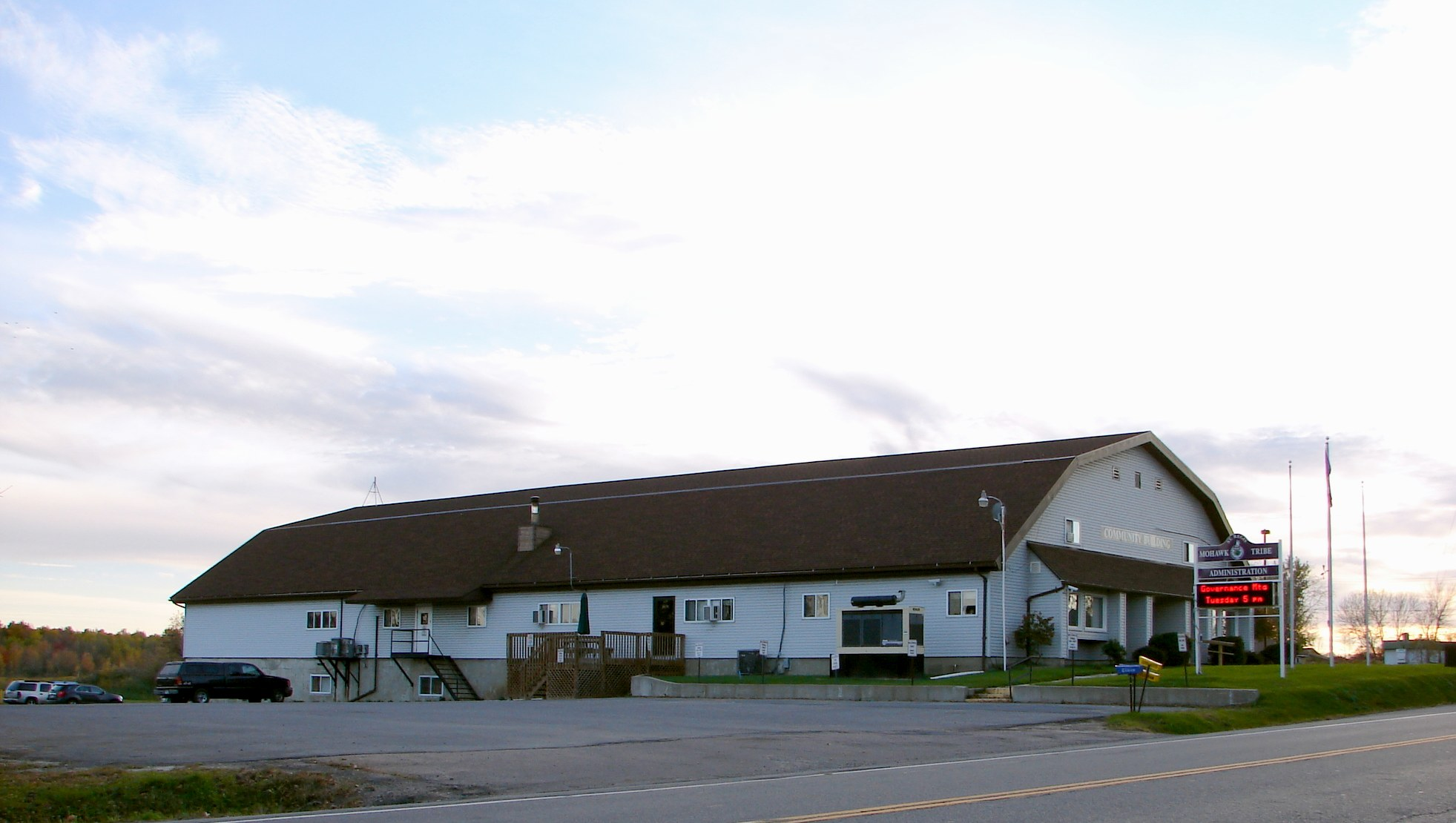 St. Regis Mohawk Tribe orders 20 non-citizens to leave reservation