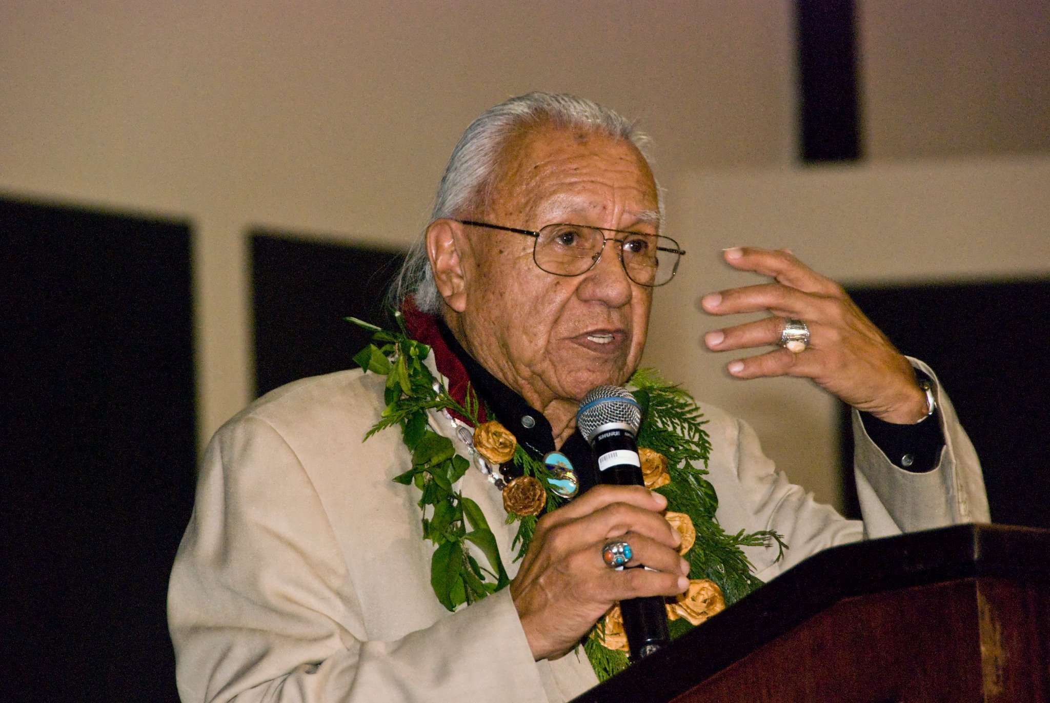 Nisqually Tribe names community building in honor of the late Billy Frank Jr.