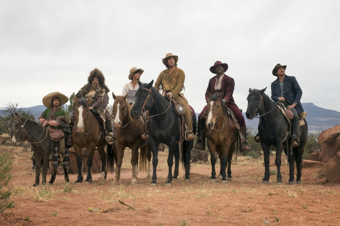 Native stereotypes fail to stop record views of 'The Ridiculous 6'