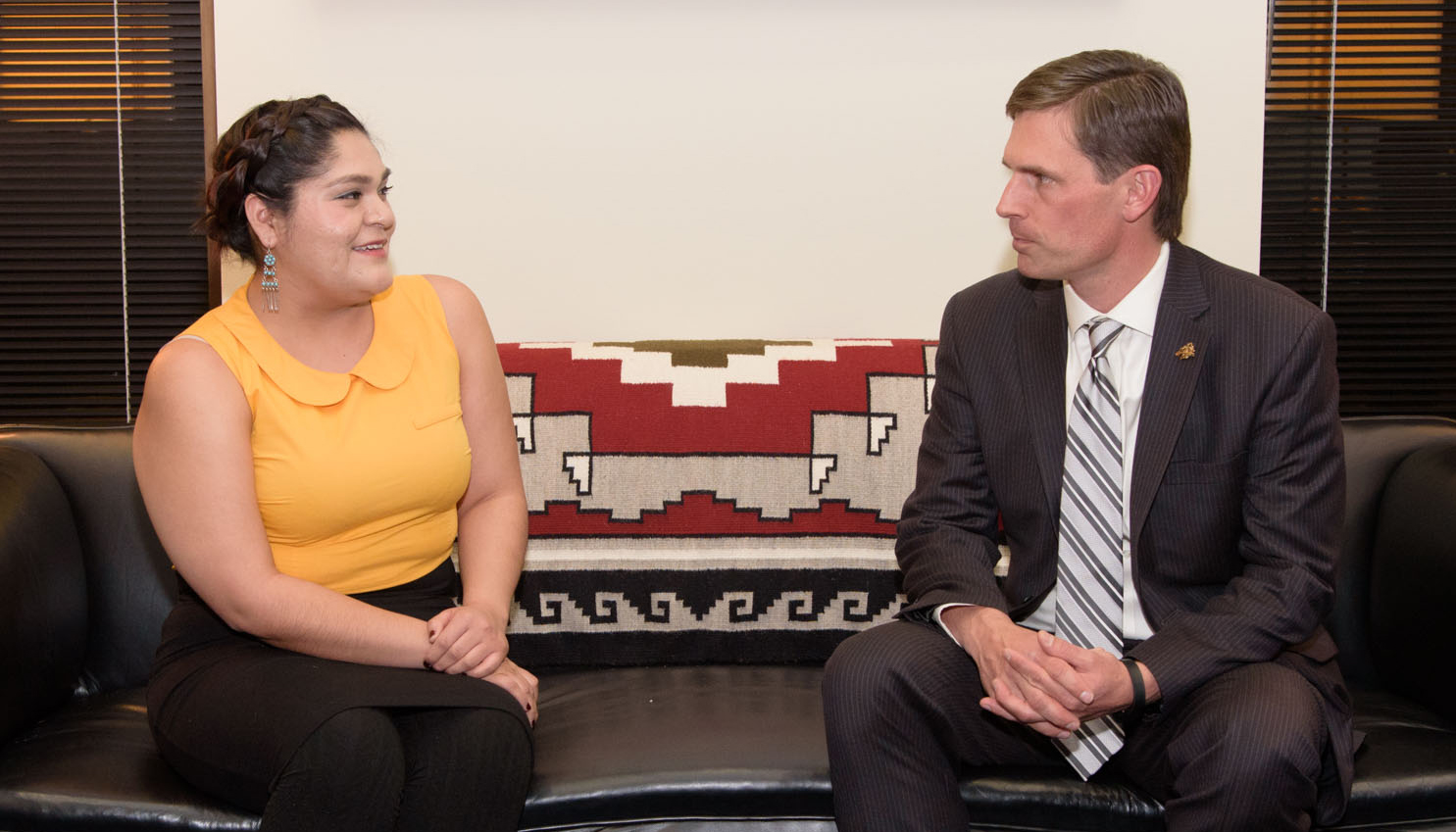 Student from Navajo Nation to attend State of the Union address