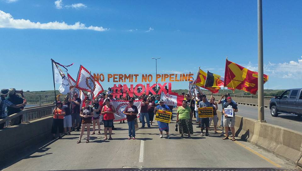 Mary Annette Pember: Keystone XL fighter counts coup in South Dakota