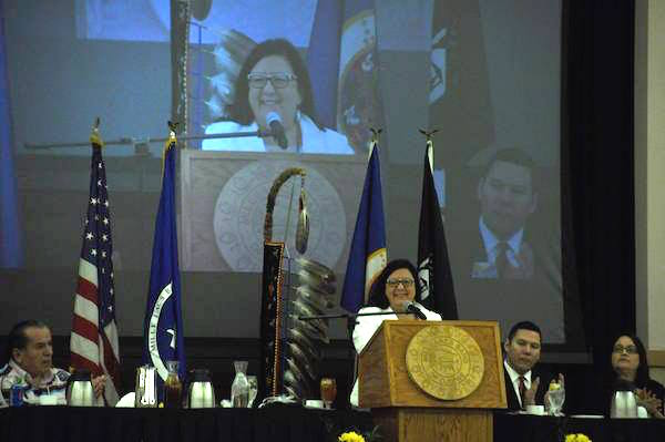 Mille Lacs Band kept outsiders from State of the Band address