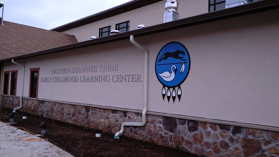 Eastern Shawnee Tribe welcomes children to early learning center