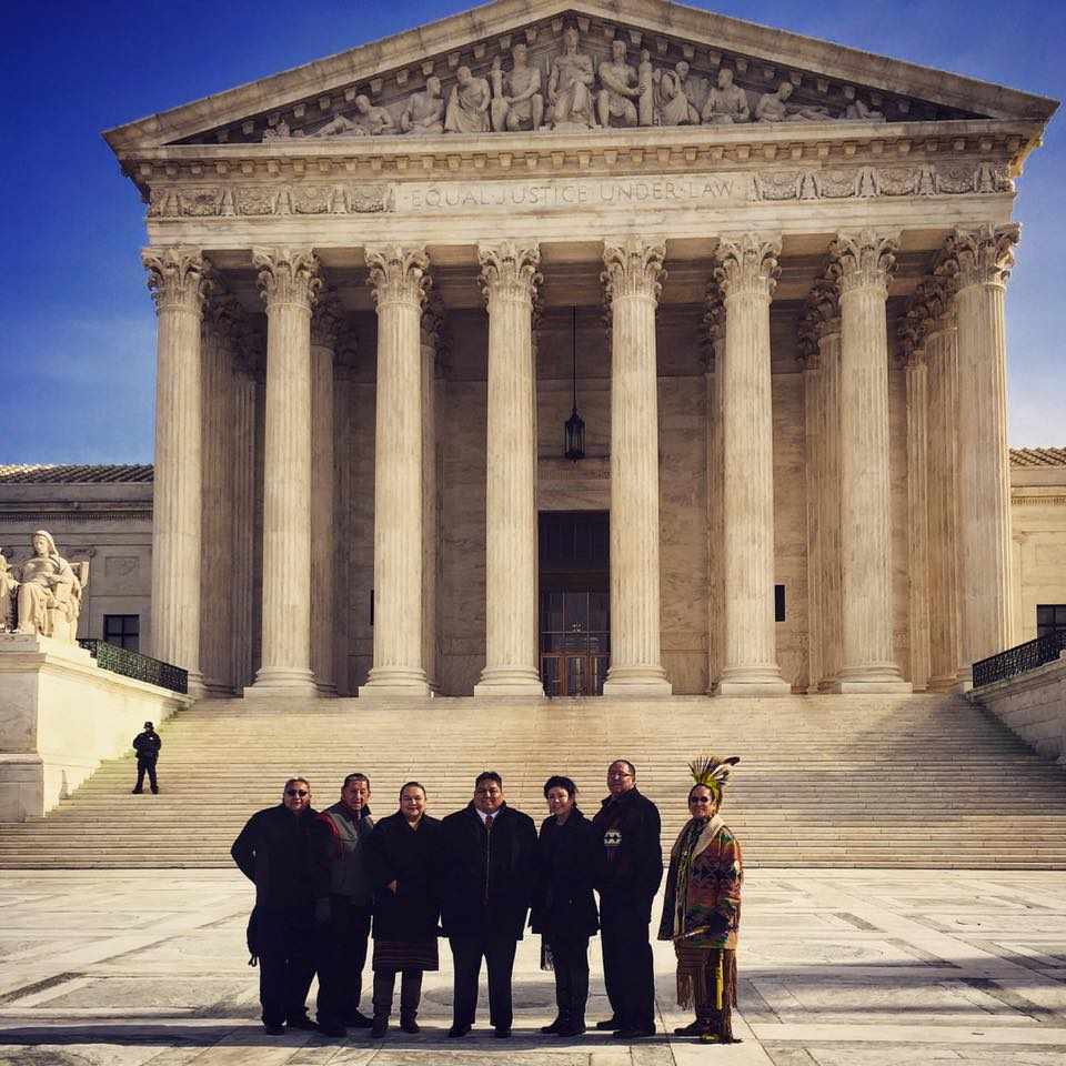 Peter d'Errico: Justice Antonin Scalia scorned tribal sovereignty
