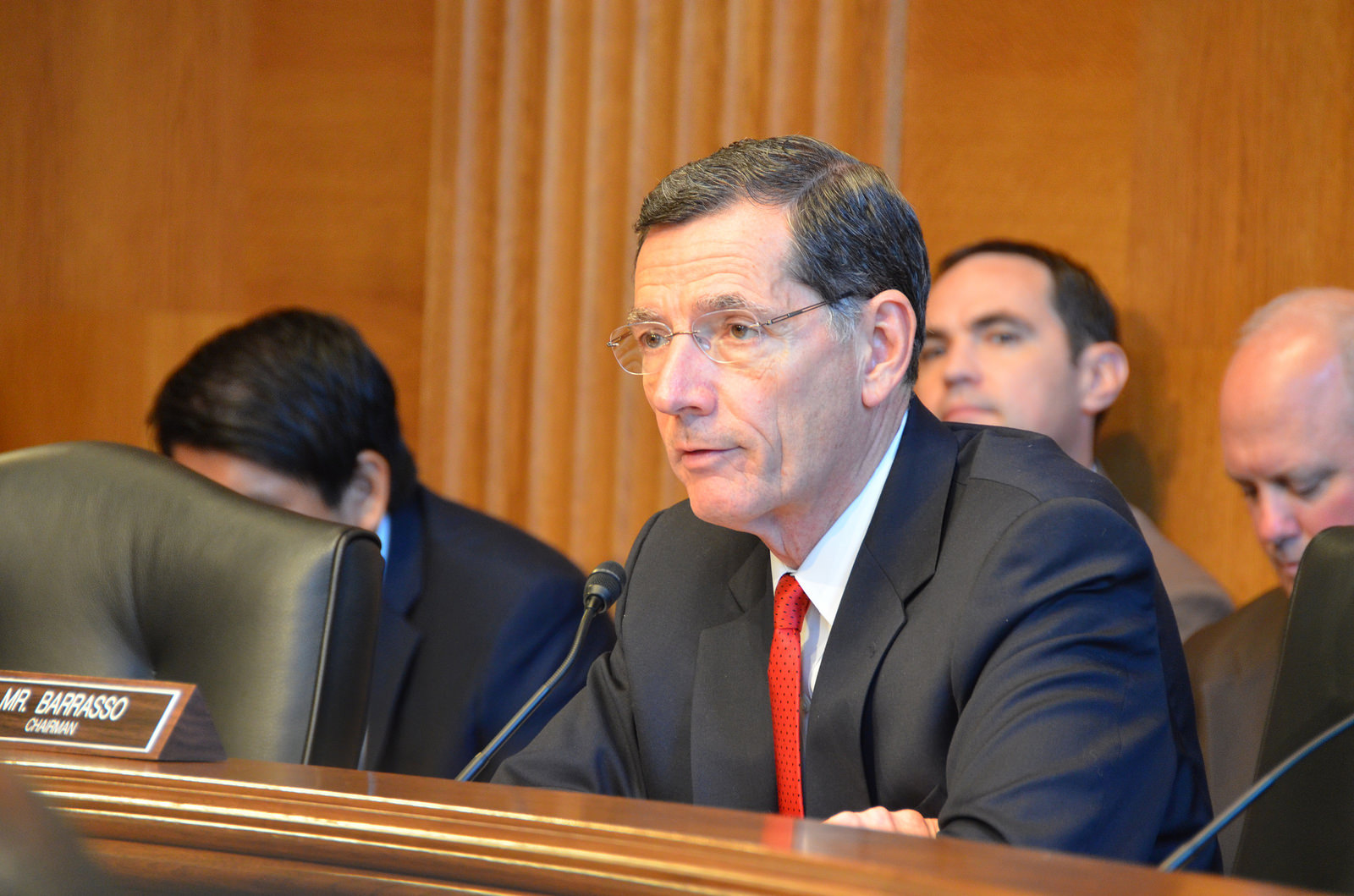 Sen. Barrasso to chair platform committee for GOP convention