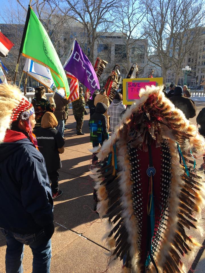 Mary Louise Schumacher: Tribes rally for sacred sites in Wisconsin