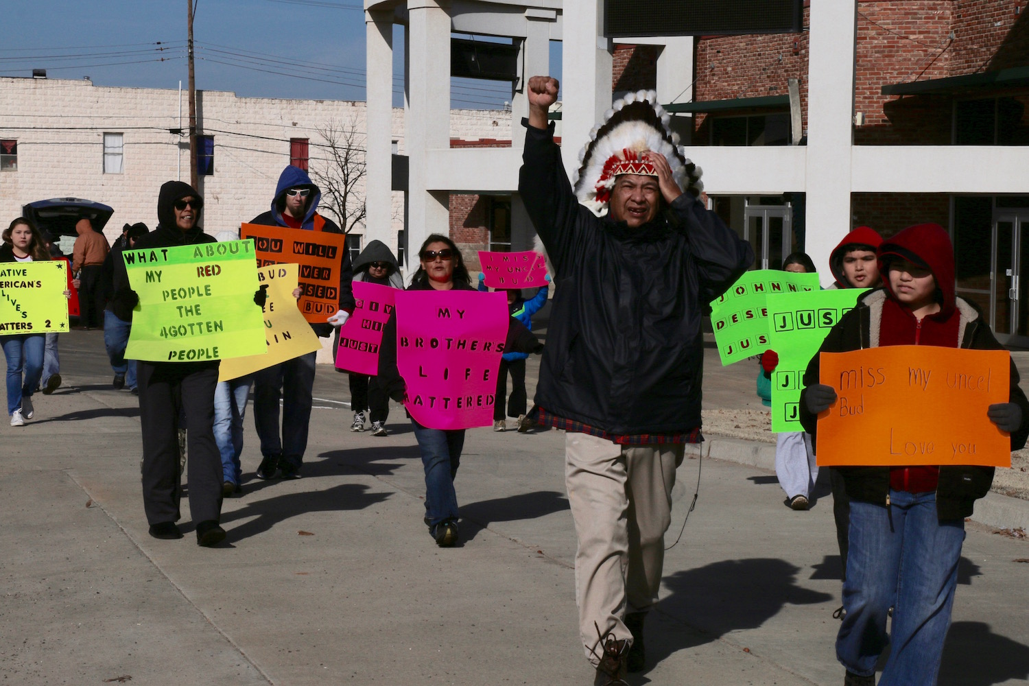 Cheyenne & Arapaho Tribal Tribune: Family seeks justice for death