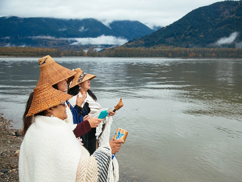 Pacific Northwest tribes oppose expansion of pipeline in Canada