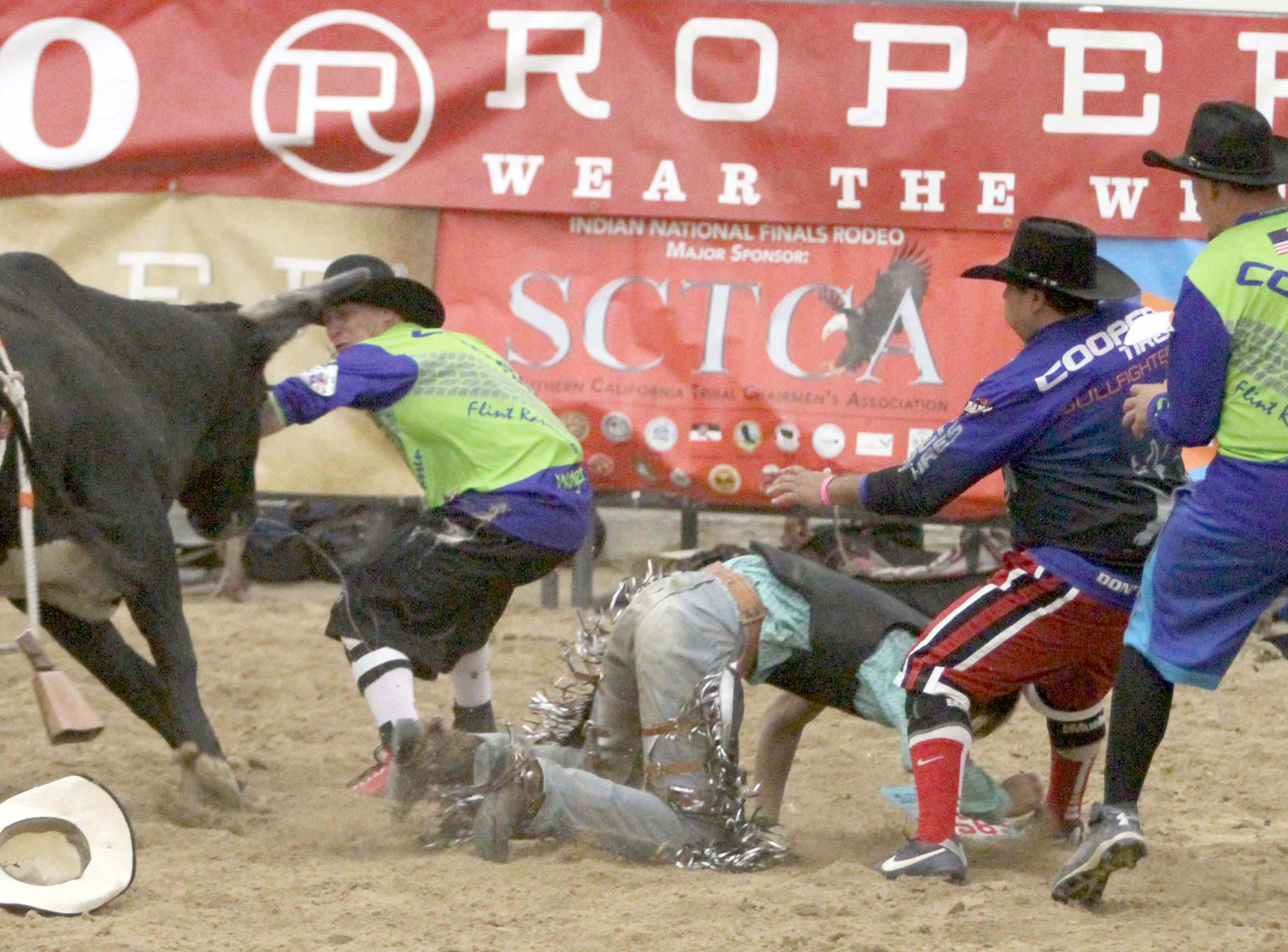 Native Sun News: The brotherhood of Indian Country bull riders