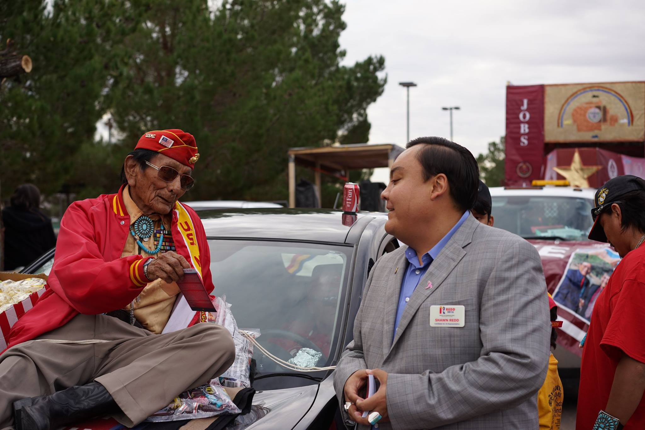Mark Trahant: Native candidates being left behind in big money race