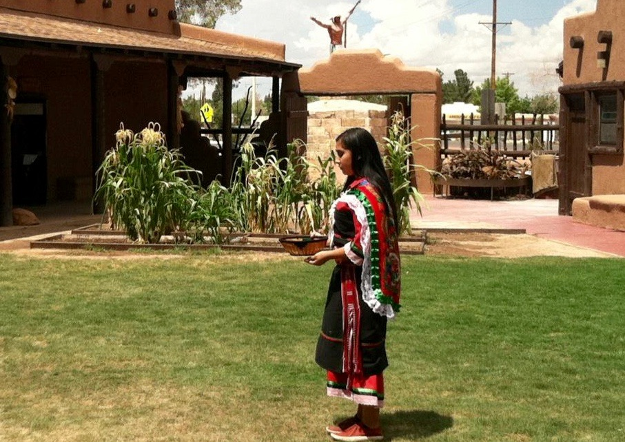 Tigua Tribe dance group to perform at event featuring Pope Francis