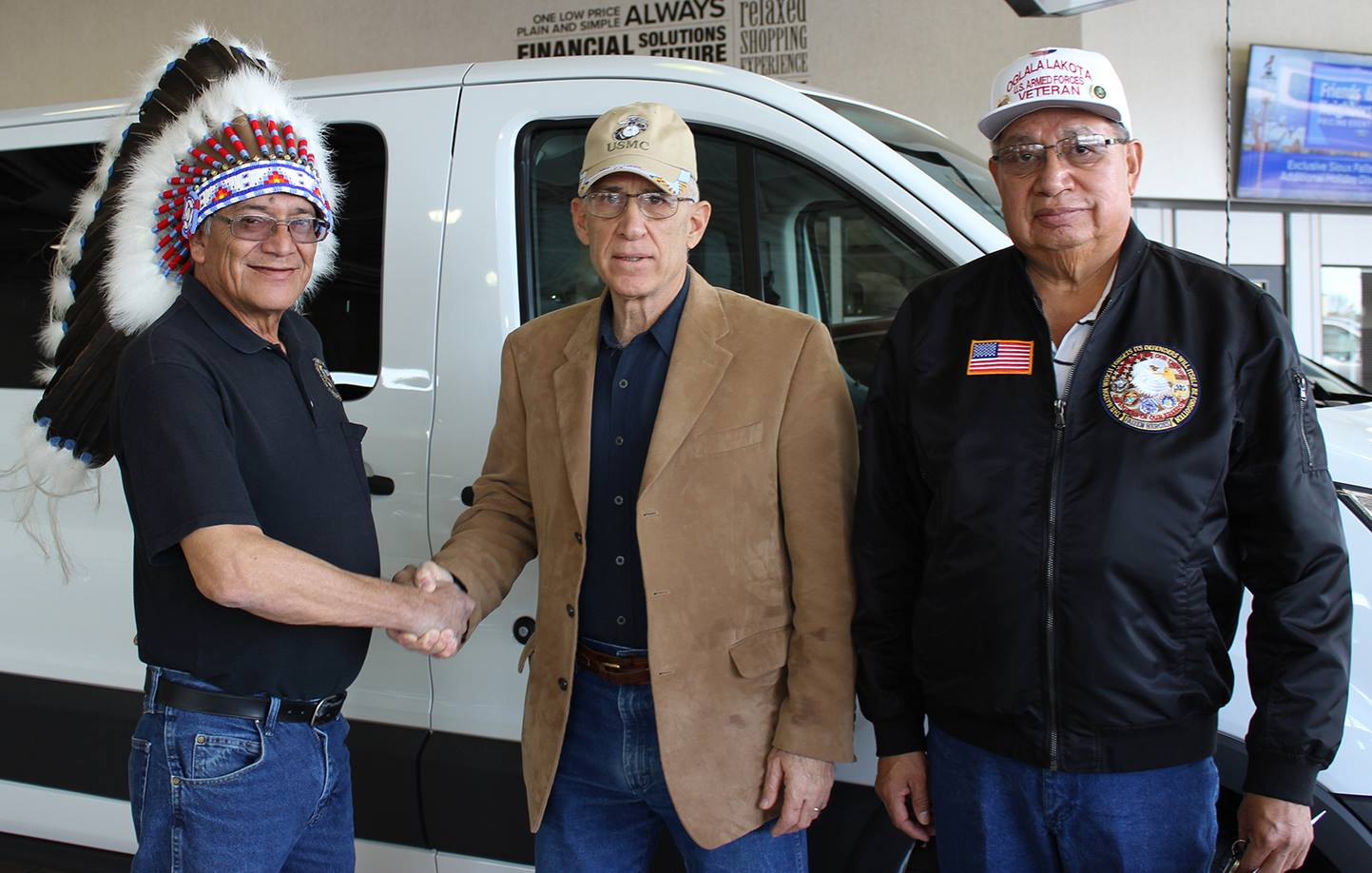 Wounded Warriors Family Support reaches out to tribal veterans