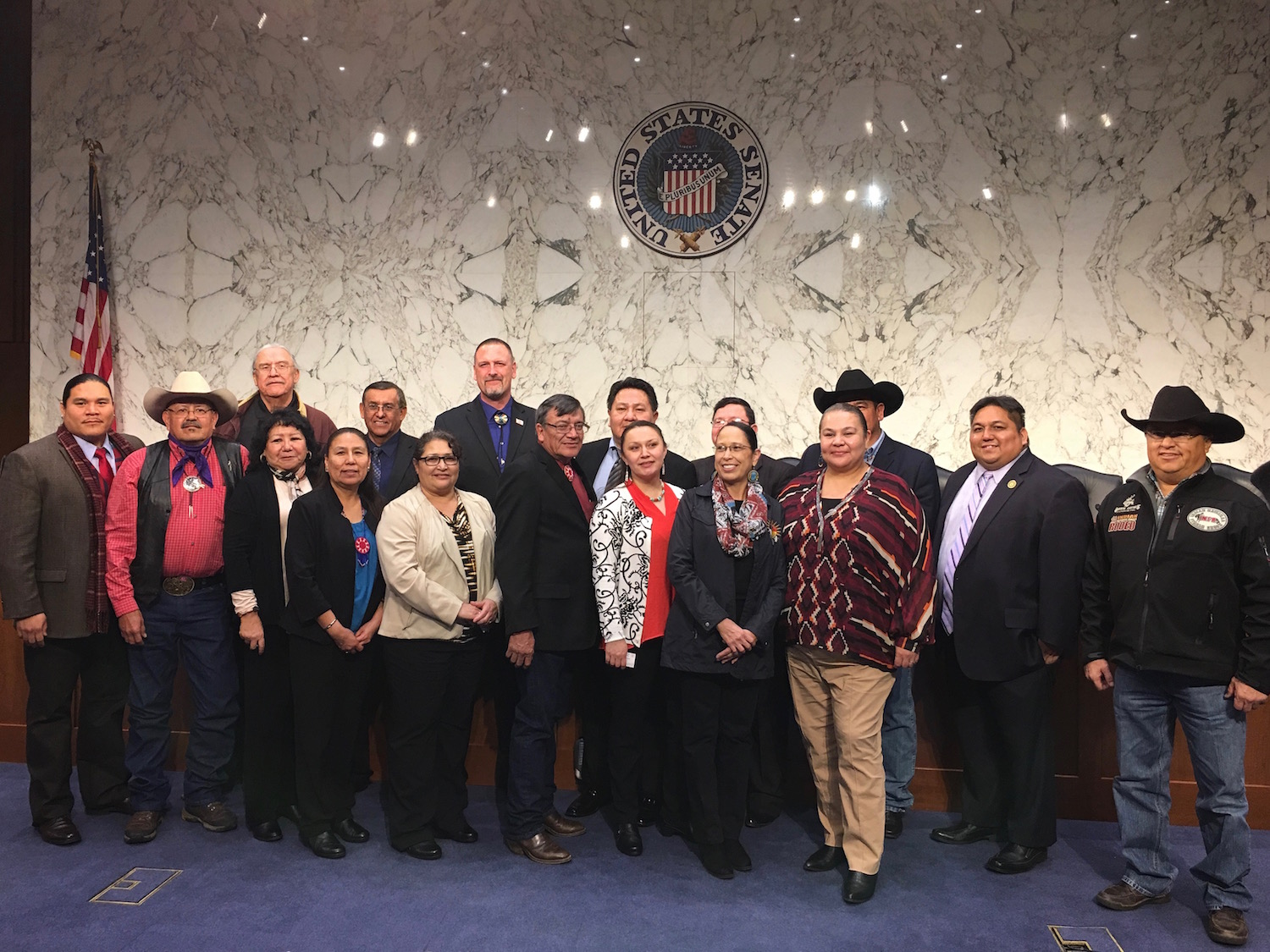 Great Plains tribes testify on bill to reform Indian Health Service
