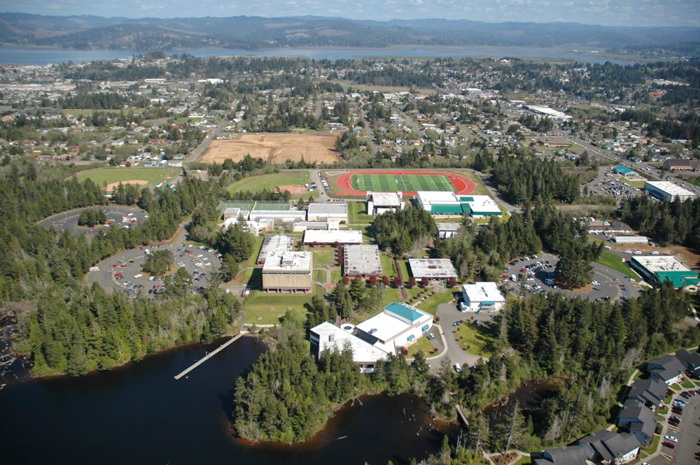 Coquille Tribe donates $100K to help college with health programs