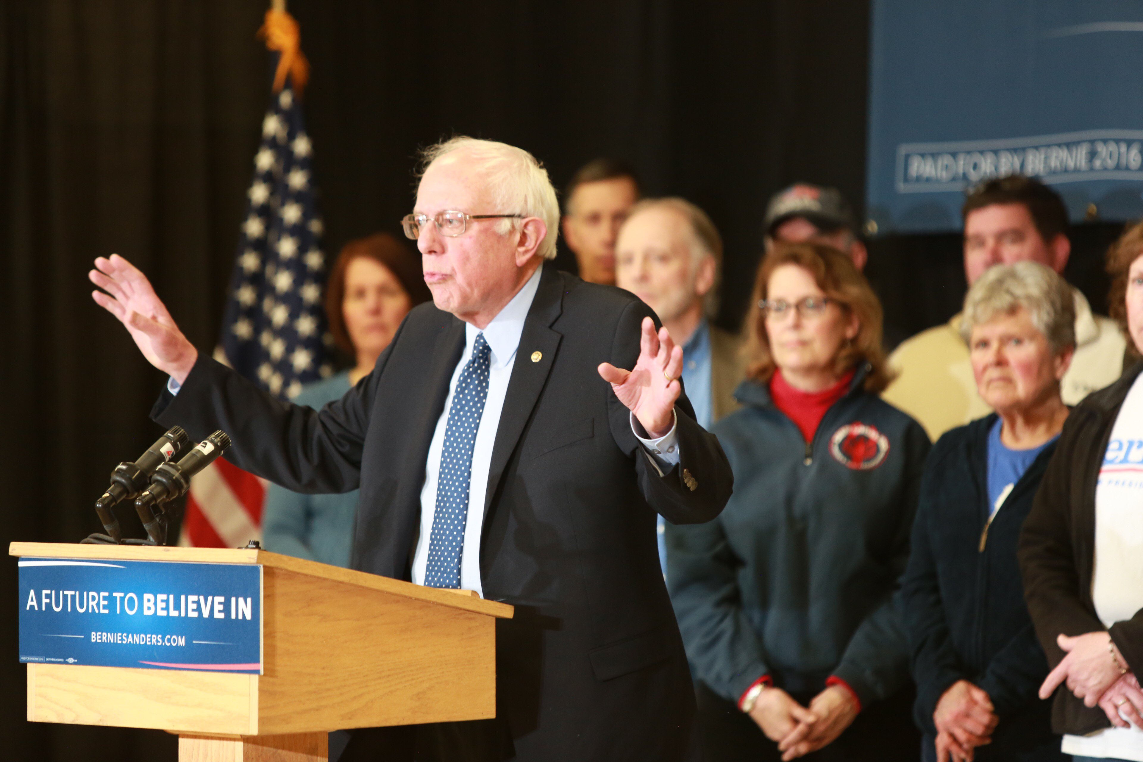 Mark Trahant: Bernie Sanders campaign starts Indian policy group