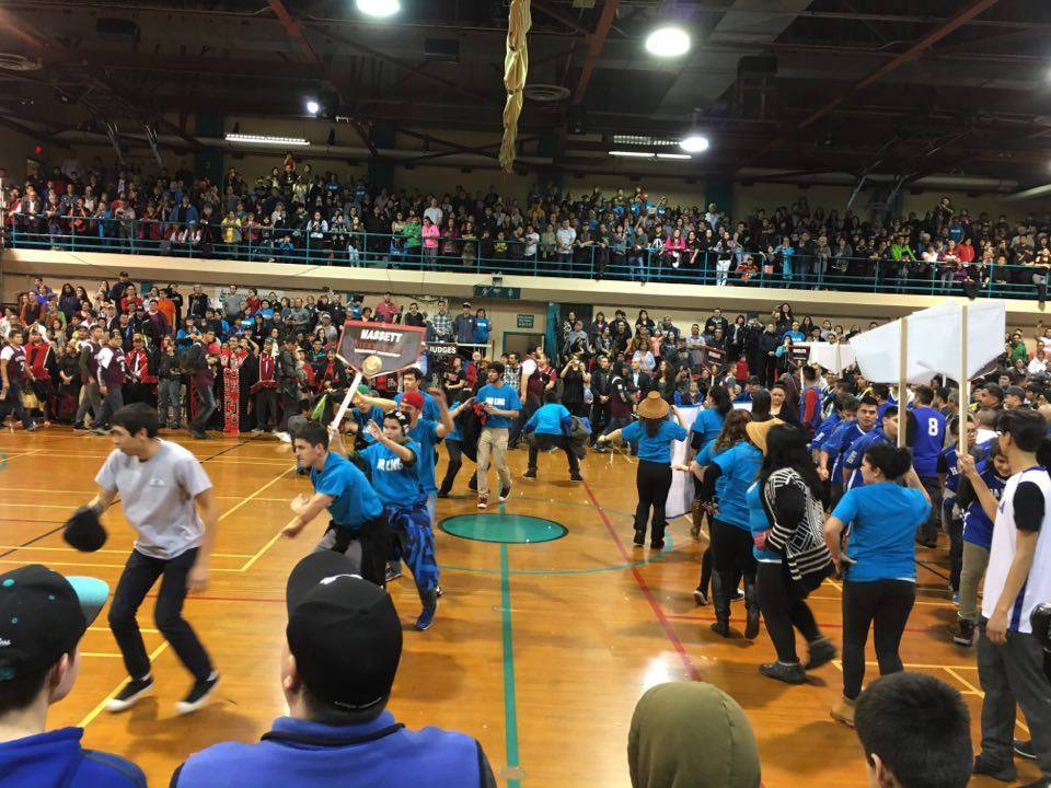 Teams protest corporate sponsor of Native basketball tournament