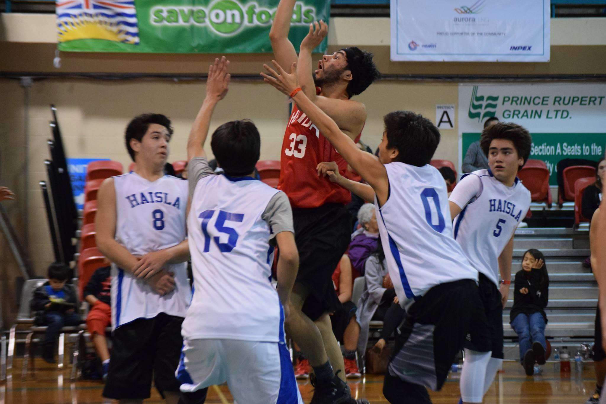 Native basketball tournament bars player who lacks Indian blood