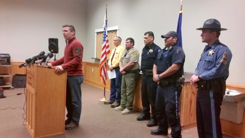 Burns Paiute Tribe to help assess damage from armed takeover