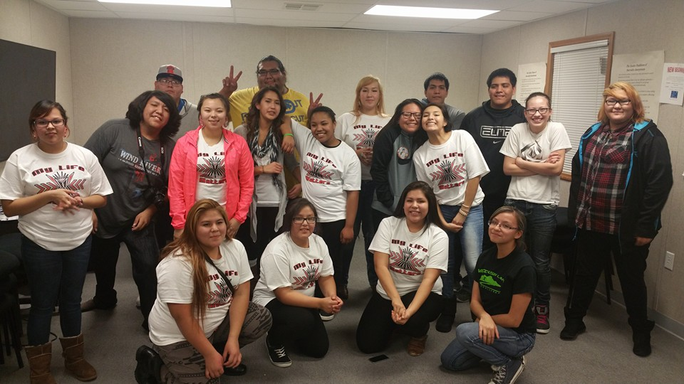 Lakota Country Times: Native youth work to bring relatives home