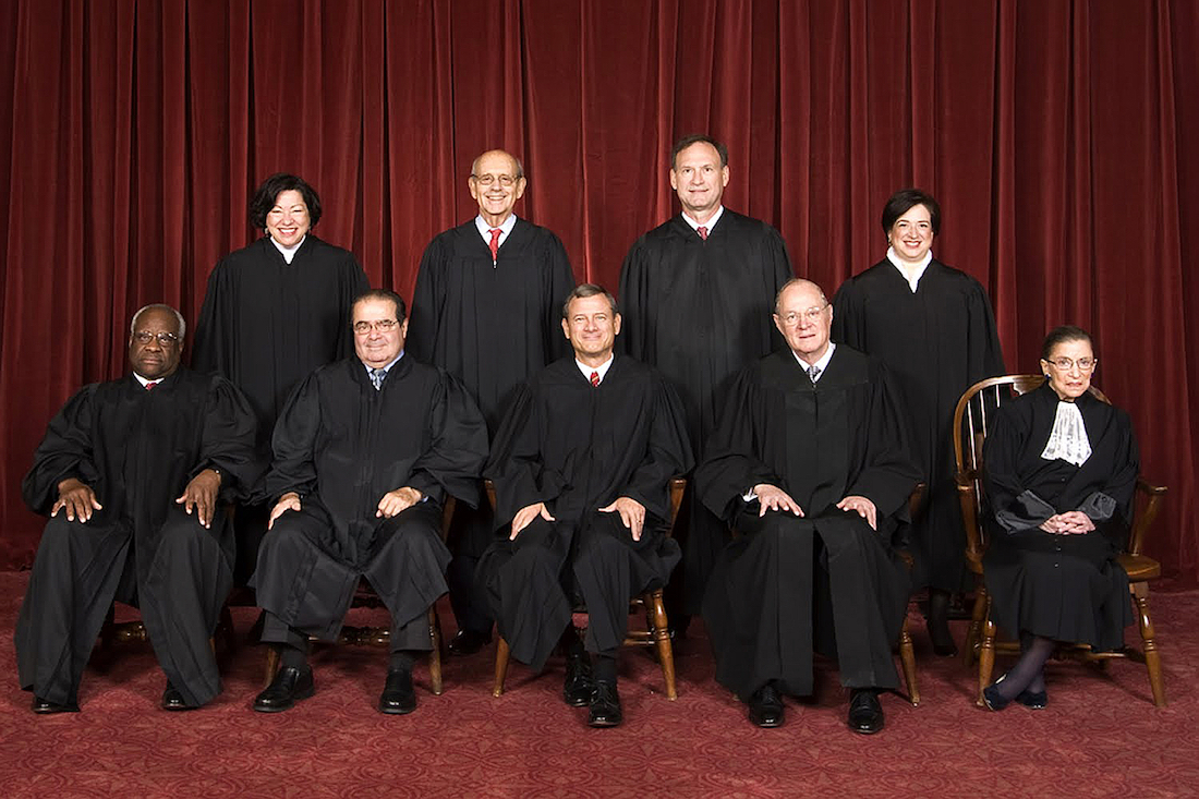 Steve Russell: Looking for an unbiased justice on Supreme Court