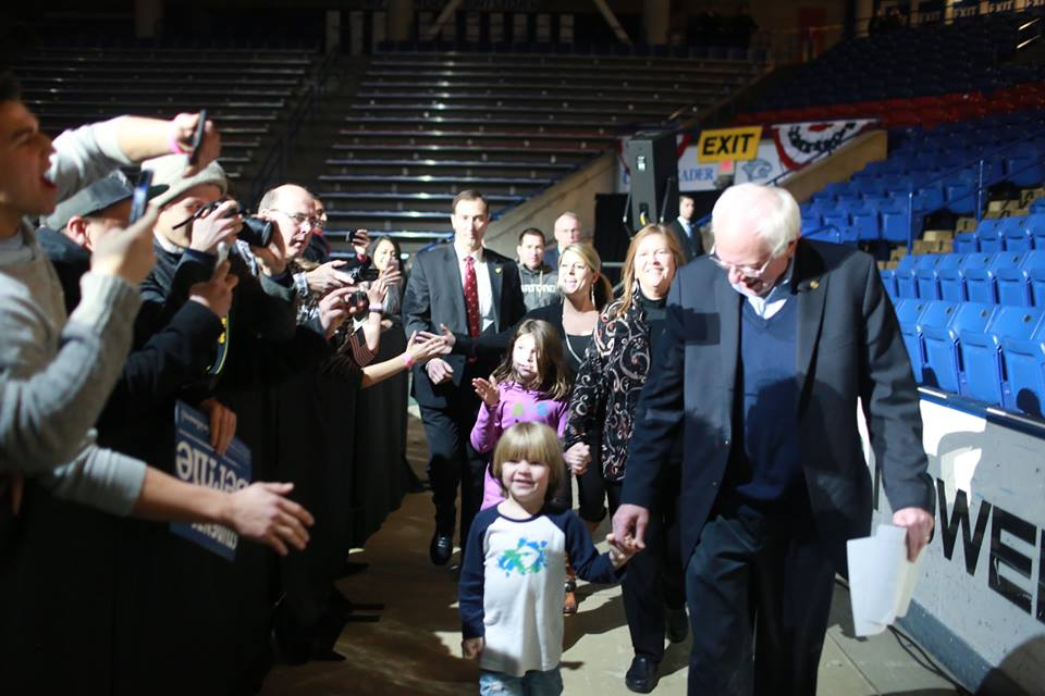 Jacqueline Keeler: Bernie Sanders outlines Indian policy goals